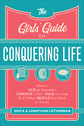 Post thumbnail for The Girls' Guide to Conquering Life // if you ignore the heteronormative angle, it's great for adulting