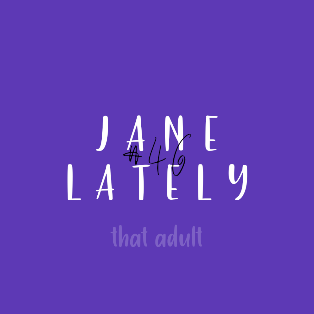 Post thumbnail for Jane Lately v.46: A physical move + blog redesign