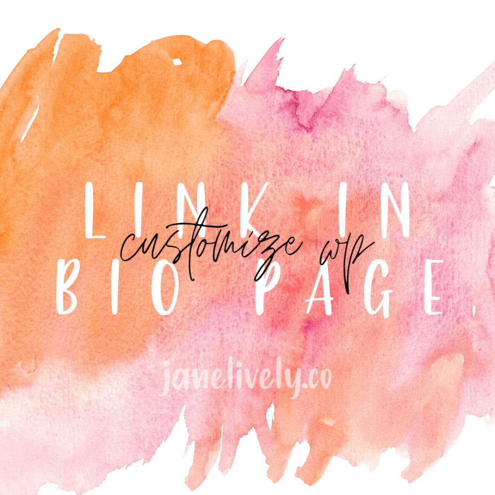 Post thumbnail for How to host your own link-in-bio page