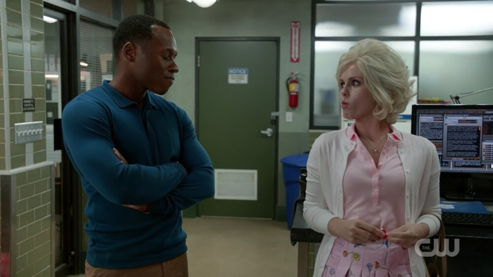 Post thumbnail for iZombie 4×02: Blue Bloody — when hoity-toity Liv met Clive